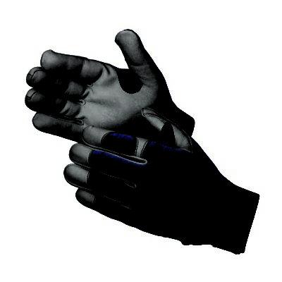 UGM0816BL Premium Grain Goat Skin Palm Mechanic Gloves