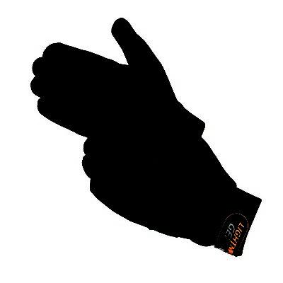 UGM0916BK Premium Synthetic Leather Palm Mechanic Gloves