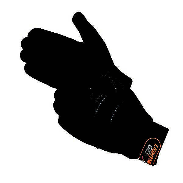 UGM0916BK Premium Synthetic Leather Palm Mechanic Gloves