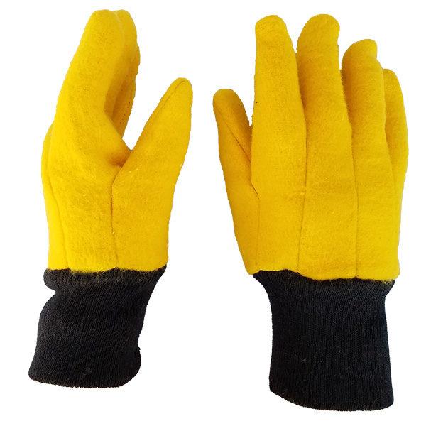PIEDMONT 16KBCC 16 oz Golden Chore Glove with Knit Wrist Cuff