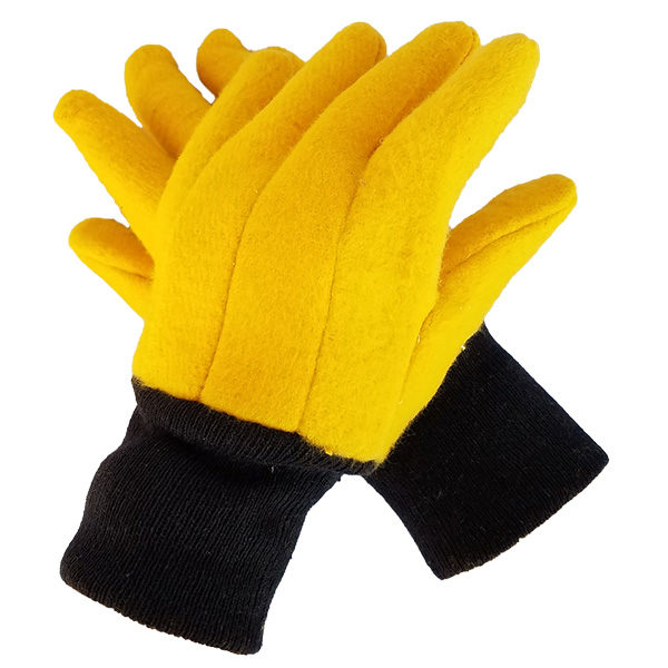 PIEDMONT 16KBCC 16 oz Golden Chore Glove with Knit Wrist Cuff