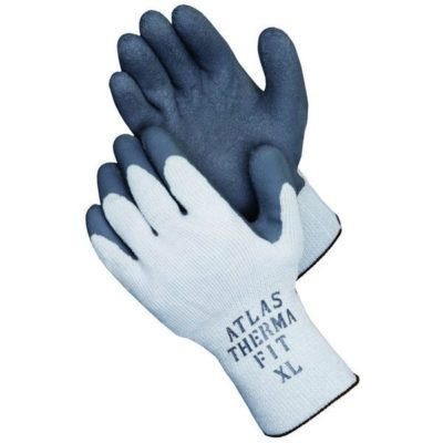SHOWA ATLAS THERMA FIT 300-I Latex Palm Coated Gloves