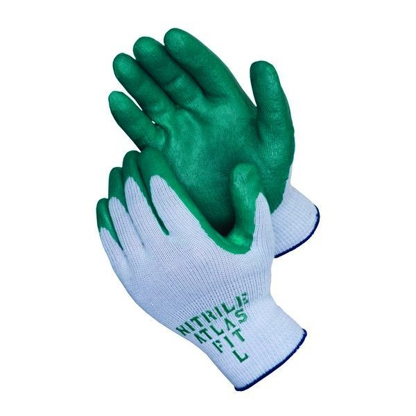 SHOWA ATLAS 350 Nitrile Fit Palm Coated Gloves