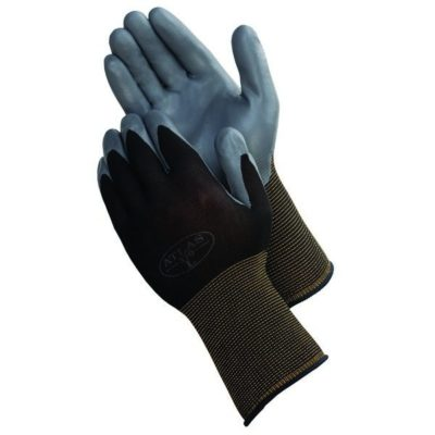 SHOWA ATLAS 370BK Nitrile Palm Coated Gloves