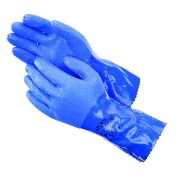 SHOWA ATLAS 660 VINYLOVE Triple-Dipped PVC Coated Gloves