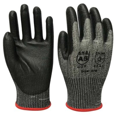 Piedmont Blended Polyurethane Palm Coated Work Glove - Cut Level A5