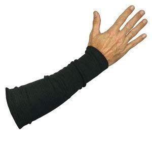 Black Kevlar Cut & Flame Resistant Sleeve – Cut Level 4
