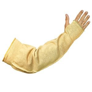 Extra Wide Kevlar® Cut & Flame Resistant Sleeve With Thumb Slot – Ansi Cut Level 3
