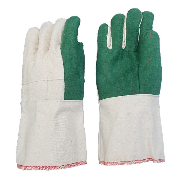 PIEDMONT HM36GG 36 oz. Hot Mill Nap-Out Glove with Knuckle Strap