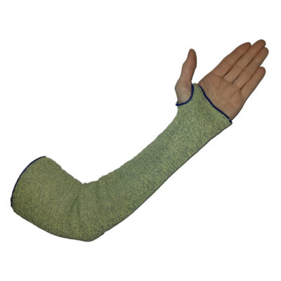Piedmont KUDZU KZ Single Ply Cut Resistant Sleeve with Thumb Hole – Cut Level 4